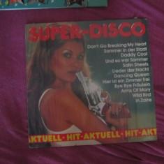 Vinil super disco - Muzica Pop Altele