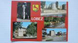 LOBEZ POLONIA - CARTE POSTALA NECIRCULATA, Fotografie