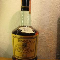 Brandy riserva ramazzotti, distillato di vino, cl.72, 75 gr 40 italy sticla 9193 - Cognac