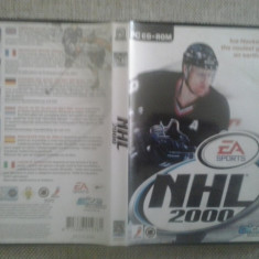NHL 2000 - PC - Joc PC Electronic Arts, Sporturi, 12+, Single player