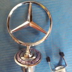 Emblema capota mercedes benz cu scris - Embleme auto