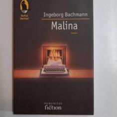 MALINA de INGEBORG BACHMANN, 2007 - Carte in alte limbi straine