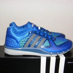 Adidasi Adidas Adipure 360.2 ClimaCool Mens Running nr. 41 si 44 - Adidasi barbati, Marime: 41 1/3, Culoare: Albastru, Textil