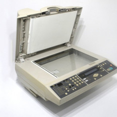 Adf + flatbed scanner assembly + control panel OKI C5510MFP BE57006872A0 - Control panel imprimanta