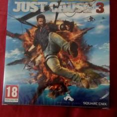 Just Cause 3 Medici Edition, PS4, original si sigilat, alte sute de jocuri! - Jocuri PS4, Role playing, 18+, Single player
