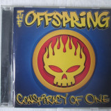The Offspring – Conspiracy Of One _ cd,album,EU, sony music