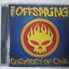 The Offspring – Conspiracy Of One _ cd, album, EU - Muzica Rock sony music