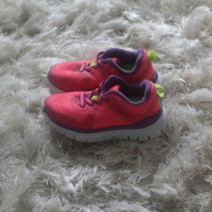 Adidasi Zara roz - Adidasi copii Zara, Marime: 19, Culoare: Din imagine, Fete