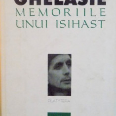 MEMORIILE UNUI ISIHAST, NEVOINTELE ISIHASTE, URCUSUL ISIHAST, VOL. II, ED. A II-A de GHELASIE GHEORGHE, 2007 - Carti Crestinism