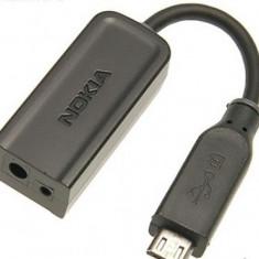 Adaptor incarcare tip Nokia CA-146 cu micro USB - Adaptor incarcator