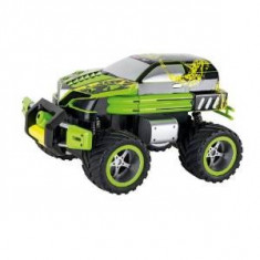 Masina cu telecomanda Carrera RC Green Splash verde - Masinuta