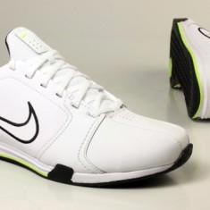 Adidasi originali NIKE Trainer - Adidasi barbati Nike, Marime: 40, 40.5, Culoare: Alb, Piele naturala