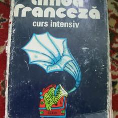 LIMBA FRANCEZA CURS INTENSIV  MICAELA GULEA HENRY-PIERRE BLOTTIER