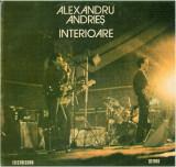 Alexandru Andries – Interioare (LP - Romania - VG)