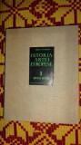 Istoria artei europene -epoca medie an 1967/822figuri/680pag- Virgil Vatasianu