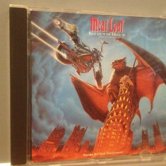 MEAT LOAF - BAT OUT OF HELL II (1993/VIRGIN/ HOLLAND) - CD/ORIGINAL/ CA NOU ! - Muzica Pop virgin records