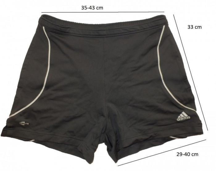Pantaloni scurti sport lycra ADIDAS Clima Lite (dama cca M) cod-260955 foto mare