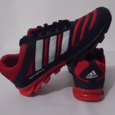 Adidasi Adidas SpringBlade Model Nou -/rosu/albastru negru - Espadrile barbati Adidas, Marime: 40, 41, 42, 43, 44