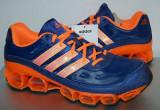 Adidas Ambition Powerbounce 5m - marimea 44 - Originali SUA, Orange, Piele sintetica