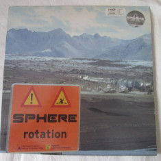 Sphere ‎– Rotation _ vinyl, '12, Germania - Muzica House Altele, VINIL