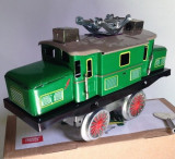 Miniatura din tabla cu cheita - Locomotiva, H0 - 1:87, Locomotive