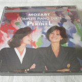 Mozart - Complet Piano Duets _ 3 x cd,Germania