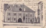 CLUJ , CASA LUI MATEI CORVIN , CLASICA , CIRCULATA JUL.1903, Printata, Cluj Napoca