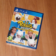 Joc PS4 - Rabbids Invasion, nou, sigilat - Jocuri PS4