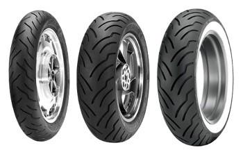 Motorcycle Tyres Dunlop American Elite ( 160/70B17 TL 73V Roata spate, M/C ) foto