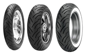 Motorcycle Tyres Dunlop American Elite ( 160/70B17 TL 73V Roata spate, M/C )