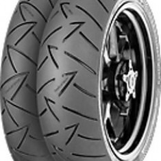 Motorcycle Tyres Continental ContiRoadAttack 2 EVO GT ( 180/55 ZR17 TL (73W) Roata spate, M/C ) - Anvelope moto