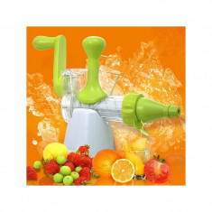 Storcator manual de fructe multifunctional juicer