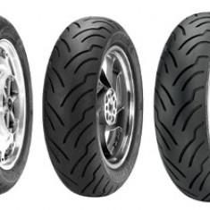 Motorcycle Tyres Dunlop American Elite ( 150/80B16 RF TL 77H Roata spate, M/C ) - Anvelope moto
