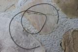 Tub Varnis 1 metru pentru pluta Balsa ( sau monturi )