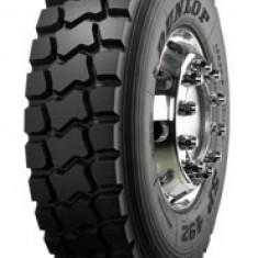 Anvelope camioane Dunlop SP 492 ( 13 R22.5 156/150G 18PR, Marcare dubla 154/150J )