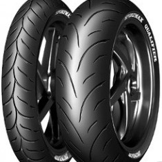 Motorcycle Tyres Dunlop Sportmax Qualifier ( 160/60 ZR17 TL (69W) Roata spate, M/C ) - Anvelope moto