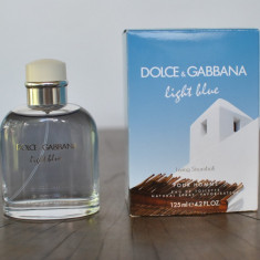 DOLCE&GABBANA LIGHT BLUE LIVING STROMBOLI / EDT 125 ML - Parfum barbati Dolce & Gabbana, Apa de toaleta