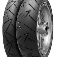 Motorcycle Tyres Continental ContiRoadAttack 2 CR ( 100/90 R18 TL 56V Roata fata, M/C ) - Anvelope moto