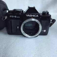 Vand YASHICA FX-3 SUPER, body cu toc - Aparat Foto cu Film Yashica