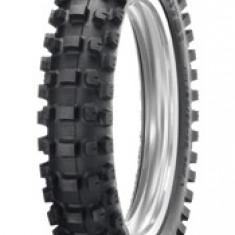 Motorcycle Tyres Dunlop Geomax AT 81 RC ( 110/90-19 TT 62M Roata spate, M/C ) - Anvelope moto