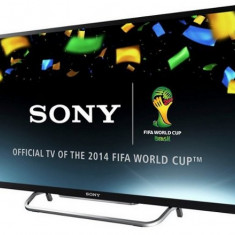 Sony Smart TV 3D, Bravia KDL-50W829B 126cm (50 inch) Full-HD, nou! - Televizor LED Sony, 127 cm, Wireless: 1, HDMI: 1