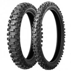 Motorcycle Tyres Bridgestone M204 ( 120/80-19 TT 63M Roata spate, M/C ) - Anvelope moto