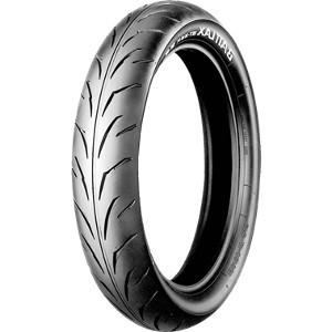Motorcycle Tyres Bridgestone BT39 RSS ( 100/80-17 TL 52S Roata spate, M/C ) foto
