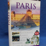 PARIS * GHID TURISTIC - ENCICLOPEDIA RAO - 2005