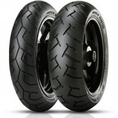 Motorcycle Tyres Pirelli DIABLO SCOOTER ( 140/70-14 RF TL 68S Roata spate, M/C ) - Anvelope moto