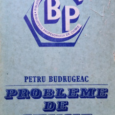 EXERCITII SI PROBLEME DE CHIMIE - P. Budrugeac