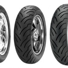 Motorcycle Tyres Dunlop American Elite ( 140/90B16 TL 77H Roata spate, M/C WWW ) - Anvelope moto