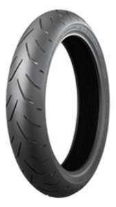 Motorcycle Tyres Bridgestone S 20 F ( 120/60 ZR17 TL (55W) M/C, Roata fata )