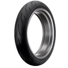 Motorcycle Tyres Dunlop Sportmax Qualifier F ( 120/60 ZR17 TL (55W) M/C, Roata fata ) - Anvelope moto