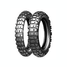 Motorcycle Tyres Michelin T63 ( 130/80-18 TT 66S Roata spate, M/C ) - Anvelope moto